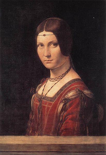 ルクレツィアの肖像