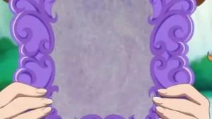 水晶の鏡 プリキュア